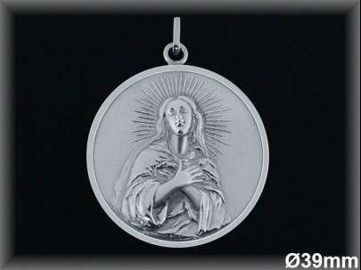 Medallas Plata 925 al por Mayor ref33l600. Mayoristas Plata Move