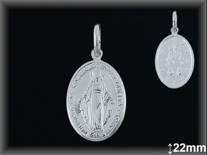 Medallas Plata 925 - Mayoristas Plata al por Mayor - Movegranada