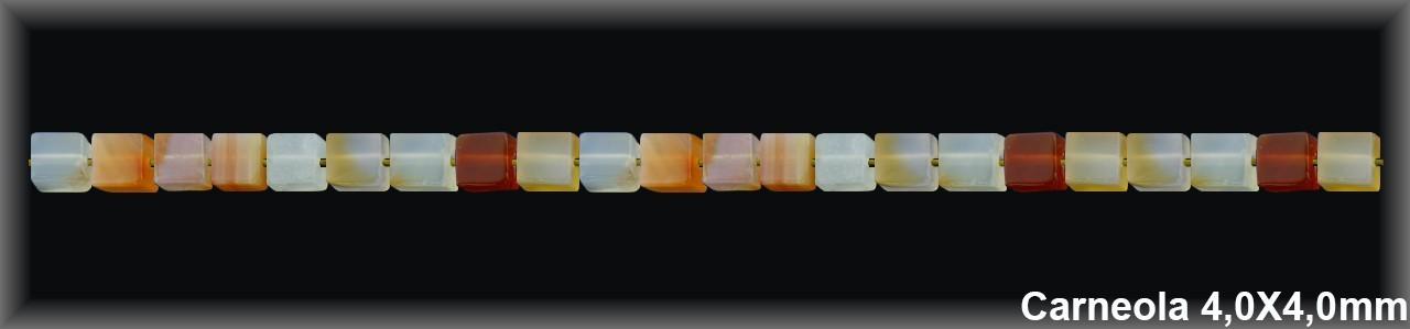 Cubo Carneola 4x4 MM.T.R.-1 Hilo 89 Pzas.-