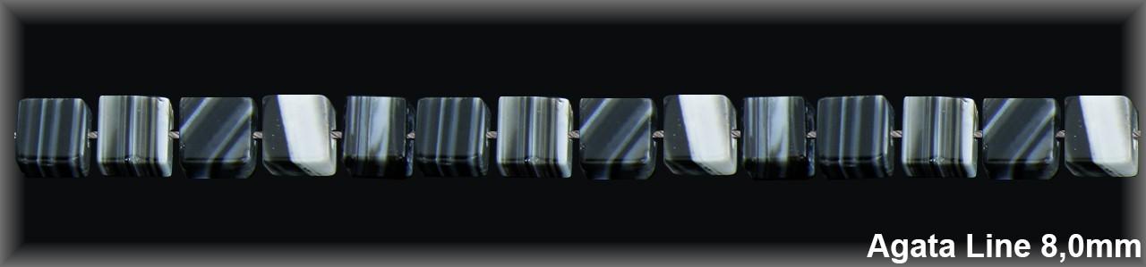 Cubo agata line 8 MM T.R.-1 Hilo 48 Pzas.-