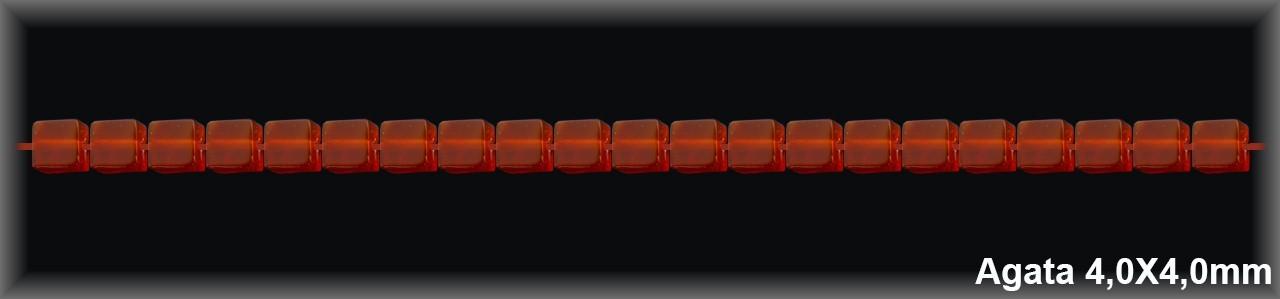 Cubo Ag.Roja 4x4 MM.-1 Hilo 88 Pzas.-