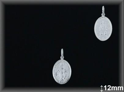Medallas Plata 925 - Mayoristas Plata al por Mayor Movegranada -
