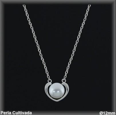 Gargantilla Perlas ref 7r022 Mayoristas Collares Perlas Cultivada