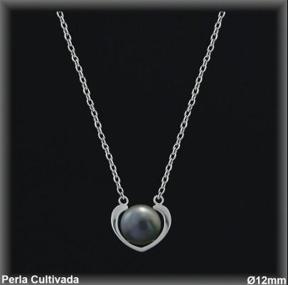 Gargantilla Perlas ref 7r022g Mayoristas Collares Perlas Cultivada