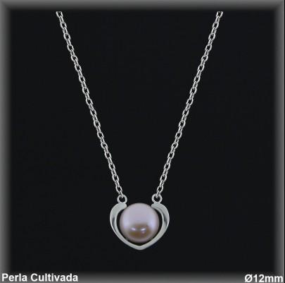 Gargantilla Perlas ref 7r022c Mayoristas Collares Perlas Cultivada