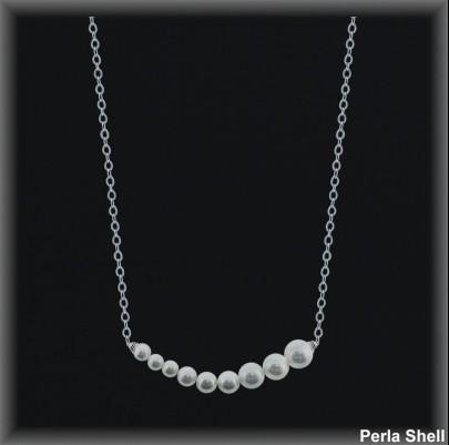 Gargantilla Perlas ref 7r050 Mayoristas Collares Perlas Cultivada