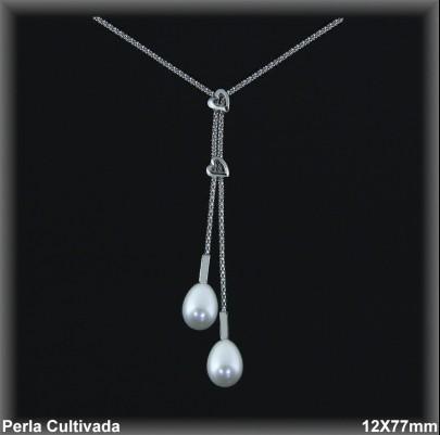 Gargantillas Perlas ref 7r015 Mayoristas Collares Perlas Cultivada