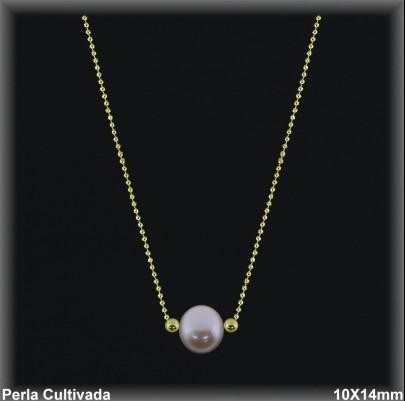 Gargantillas Perlas ref 7r003ac Mayoristas Collares Perlas Cultivada