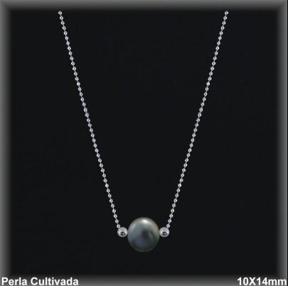 Gargantillas Perlas ref 7r003g Mayoristas Collares Perlas Cultivada