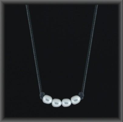 Gargantilla Perlas ref 7071 Mayoristas Collares Perlas Cultivada