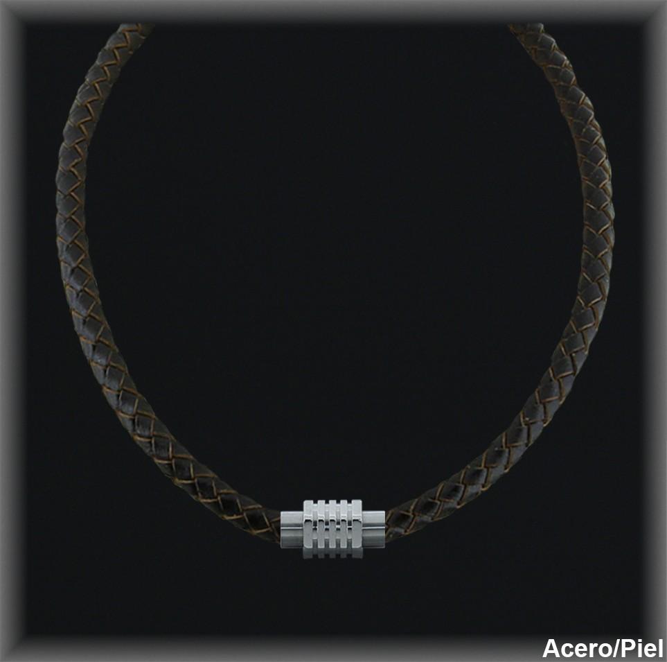 Collar Acero ref 99G001M Mayoristas Joyas de acero Hombre