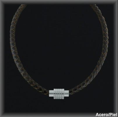 Collar Acero ref 99G003m Mayoristas Joyas de acero Hombre