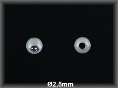 Fornitura Bola Plata 925 lisa 2.5 mm ref FB003 Movegranada