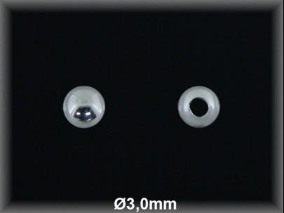 Fornitura Bola Plata 925 lisa 3 mm ref FB005 Movegranada