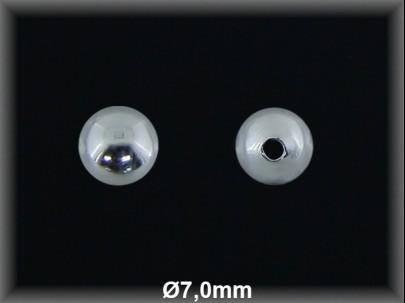 Fornitura Bola Plata 925 lisa 7 mm ref FB017 Movegranada