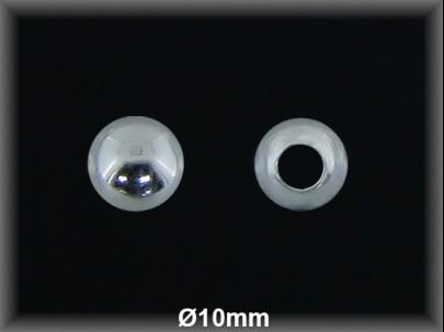 Fornitura Bola Plata 925 lisa 10 mm ref FB024 Movegranada