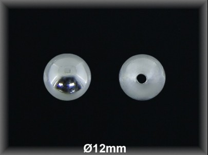 Fornitura Bola Plata 925 lisa 12 mm ref FB029 Movegranada