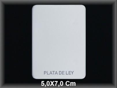 Expositor Taco Vertical liso PLATA ref T4LISO2 Movegranada