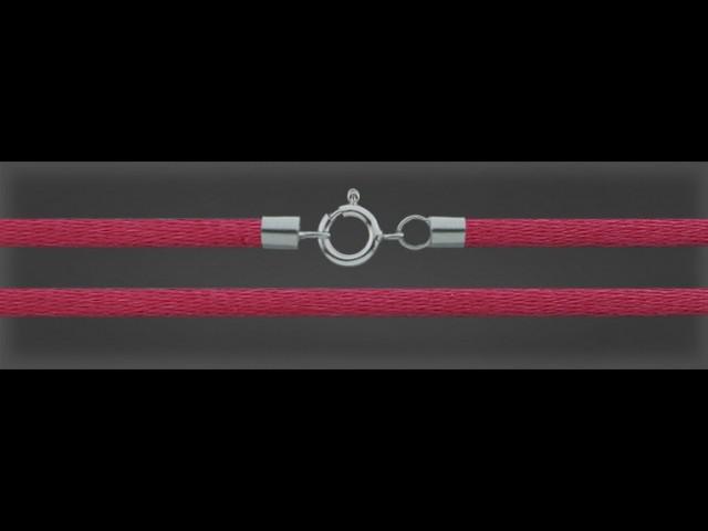 Fabricantes Cordones Seda Plata 925 al por mayor - Movegranada