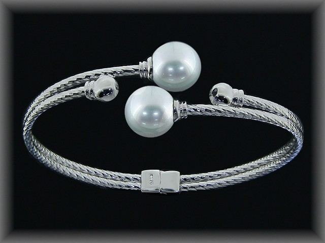 Pulseras Perlas brazaletes