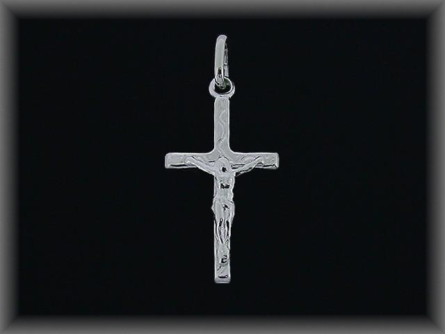 Cruces Plata Lisas
