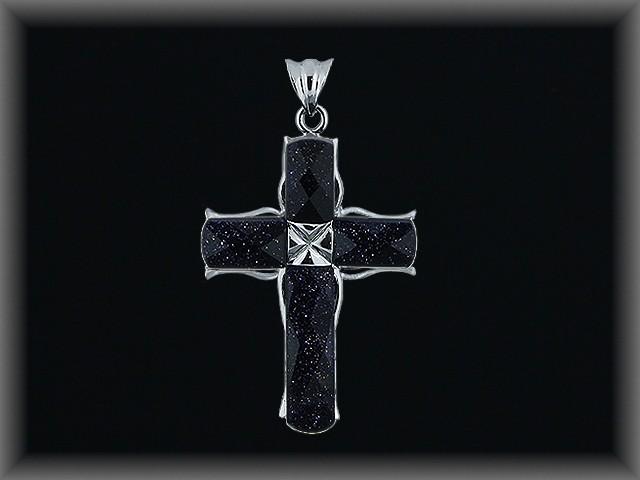 Cruces Onix - Aventurina
